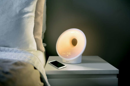 SHINY NEW GADGET OF THE MONTH: The Philips Somneo Sleep & Wake-Up Light
